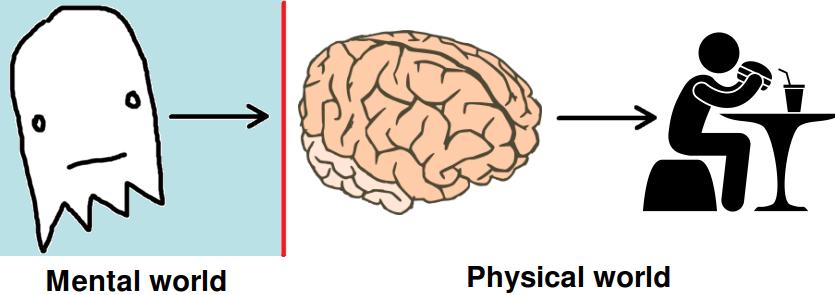 conceptual interaction problem substance dualism